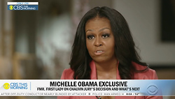 Michelle Plays Victim, Endorses BLM