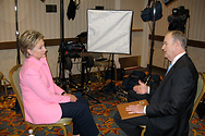 Bill sits down for an exclusive interview with Sen. Hillary Clinton.