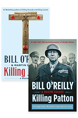 Killing Jesus and Killing Patton PB