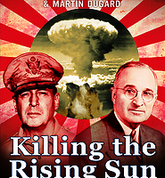 Killing the Rising Sun - Autographed - $15 with yearly premium membership