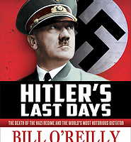Hitler's Last Days - Autographed - $15 with yearly premium