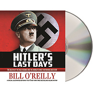 Hitler's Last Days - Audio CD - free