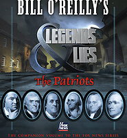 Legends & Lies: The Patriots - Autographed - $10 with yearly premium membership