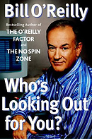 Who's Looking Out For You? Hardcover - Personalized
