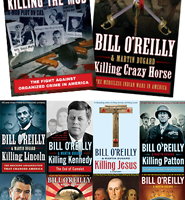 LIFETIME Concierge Membership with FREE Killing Series Collection - Including Killing The Mob