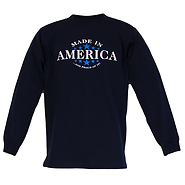 Made In America Long Sleeve T-Shirt