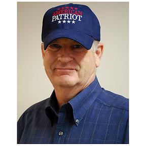 Bill O Reilly  American Patriot Structured Baseball Cap 1c96f7ddd4c
