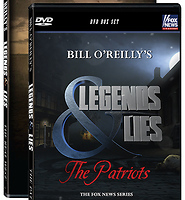Legends & Lies DVD Combo Pack
