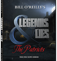 Legends & Lies - The Patriots - DVD - free