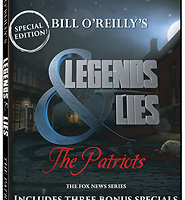 Legends & Lies - The Patriots