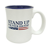 Stand Up For Your Country Diner Coffee Mug Thumbnail 0