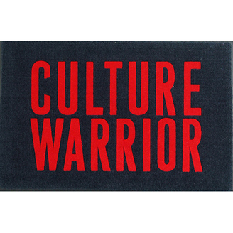 Culture Warrior