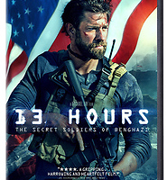 13 Hours Movie - DVD - free